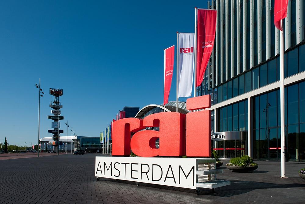 reportagefotografie, foto RAI Amsterdam