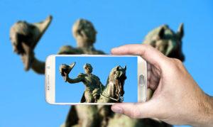 Photoworkx, fotograferen met smartphone