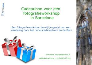 cadeaubon_fotografieworkshop_Barcelona